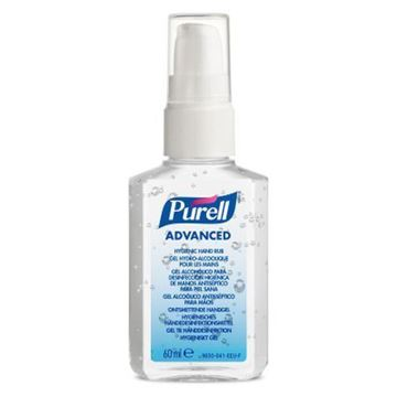 Picture of Purell Gojo Hygenic Hand Rub 24x60ml