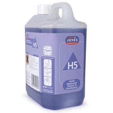 Picture of Jeyes H5 Conc Acidic W/hroom Clnr/Dis