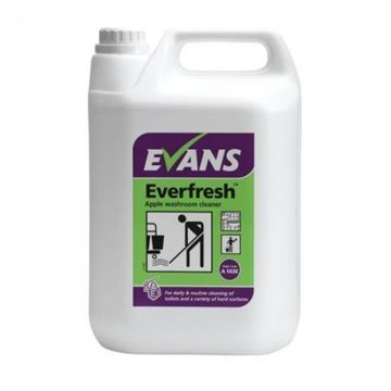 Picture of Evans Everfresh Apple Toilet Cleaner 2x5L
