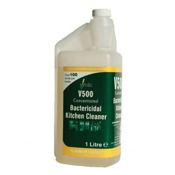 Picture of vMix V500 Bacterial Kitchen Cleaner 1L