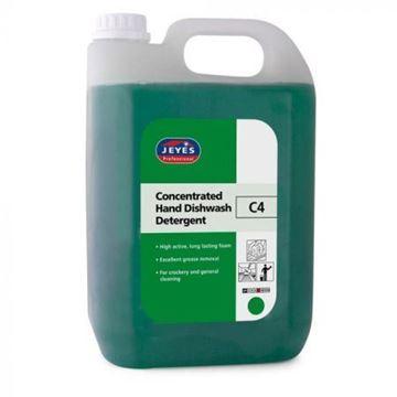 Picture of YC04 C4 Conc Hand Dishwash Detergent 2x5L