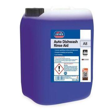Picture of YA08 A8 Auto Dishwash Rinse Aid 10L