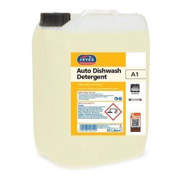 Picture of YA01 A1 Auto Dishwash Detergent 10L