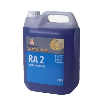 Picture of C126 RA2 Rinse Aid 20L