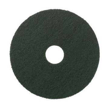 "Picture of 11"" 3M Green Floor Pad"