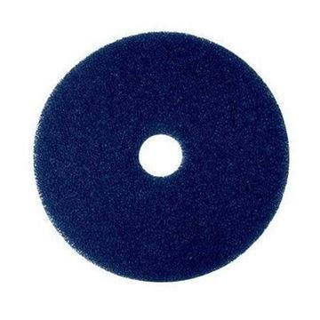 "Picture of 15"" 3M Blue Floor Pad 2NDBU15"