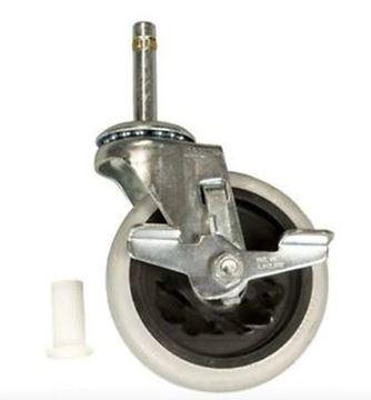 Picture of R050281 2 Swivel Castors + 2 Castors with Brakes
