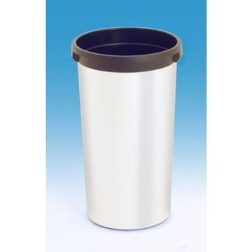 Picture of 137667 Iris Round Metallic Bin 50L