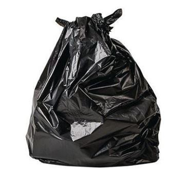 Picture of 20x34x39 160/180g Ex-Large Black Bag x200