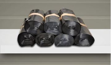 """Picture of ESBMR 29x39"""" E-Sack Black M/Duty Roll"""