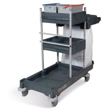 Picture of Numatic Maxi Trolley 2x10L Pails 904272  101355