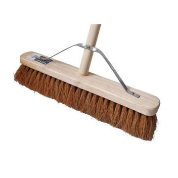 "Picture of 18"" Platform Broom Complete  (SOFT) H17/3"