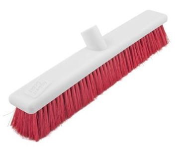 "Picture of 102910 Abbey Broom Soft 12"" Red"