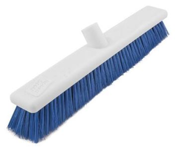 "Picture of 102910 Abbey Broom Soft 12"" Blue   13098"