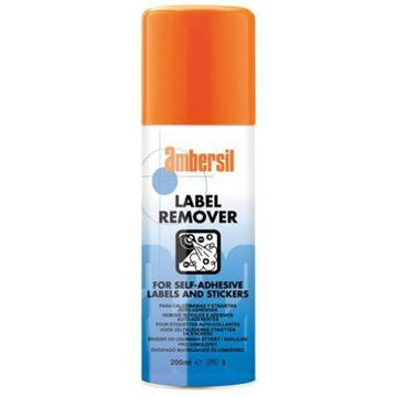Picture of Ambersil Label Remover 200ml