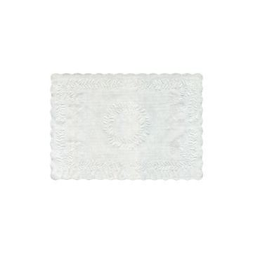Picture of ETP-22 Embossed White Tray Paper 58x37cm