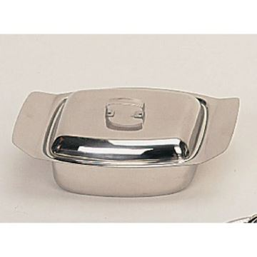 Picture of Butter Dish and Lid