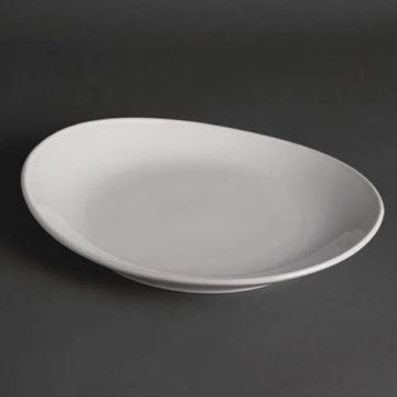 Picture of Olympia Steak Plates 300mm (Pack of 6)