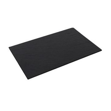 Picture of Olympia Smooth Edge Slate Platters x2