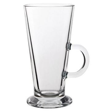 Picture of GF464 Columbia Latte Glasses 370ml 13oz 1x6