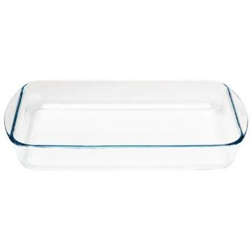 Picture of Pyrex Rectangular Glass Roaster Dish 400mm