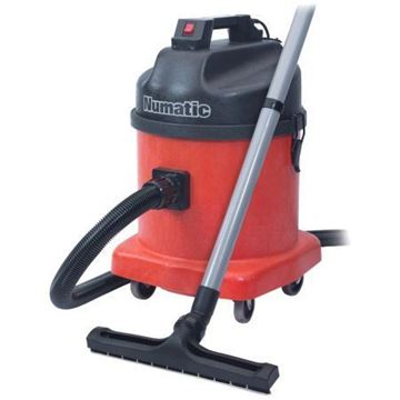 Picture of 833079 NVDQ570 Dry Vac Red Black With BA2 Kit
