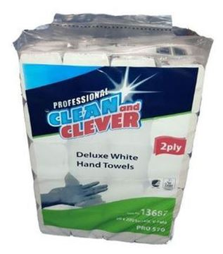 Picture of 103509 Katrin Classic V-Fold H/Towel 2Ply White