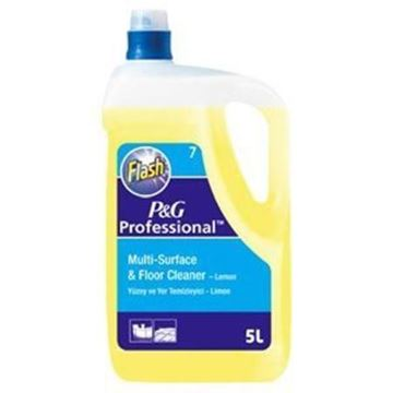 Picture of Flash M/Surface & Floor Cleaner Lemon 5L