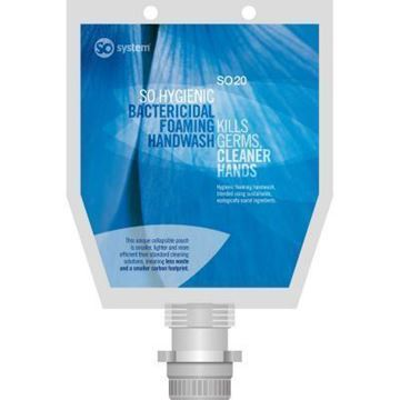 Picture of So-Foaming Soap Anti-Bac 3x1L C202