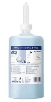 Picture of 420601 Tork Premium Hair & Body Soap S1