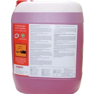 Picture of Combi Oven+Grill Cleaning Agent Red 10L