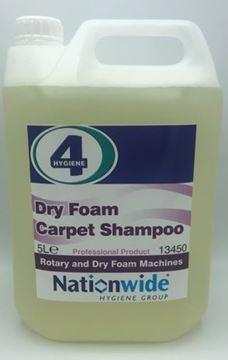 Picture of N/W Dry Foam Shampoo 5L           13450